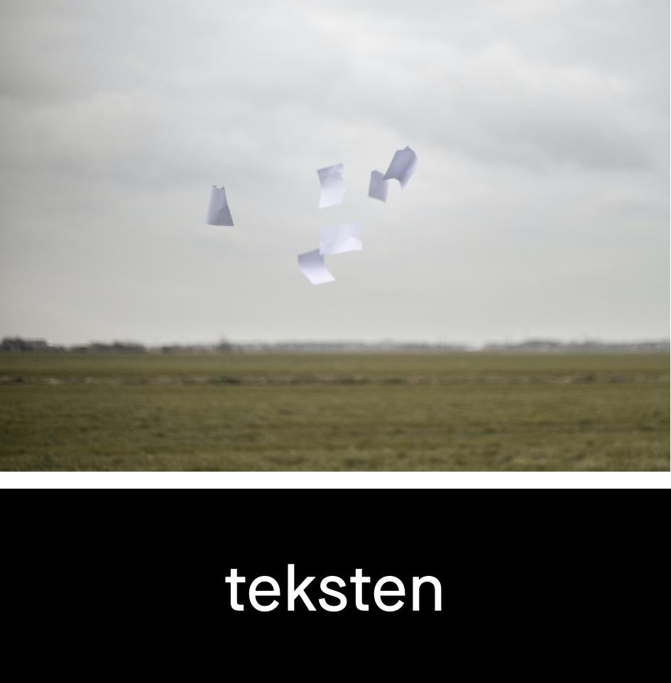 Puck Barendrecht - Teksten